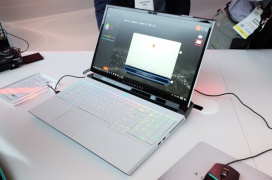 Alienware presenta el Area-51m, un portátil gaming completamente actualizable con procesador Core i9 de escritorio