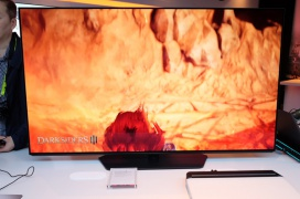 El nuevo monitor OLED 4K 120Hz de 55 pulgadas de Alienware costará 3999 dólares