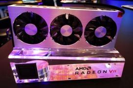 AMD anuncia la Radeon VII con 16GB de memoria y hasta un 30% más de rendimiento