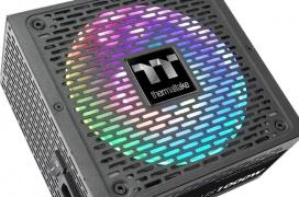 Las fuentes Thermaltake ToughPower iRGB Plus llegan con potencias de hasta 1000W e iluminación ARGB