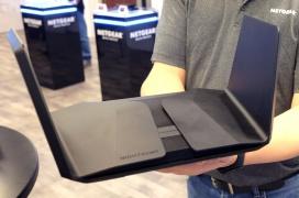 WiFi 6 a 6 Gbps y Multi-GIG a 5 Gbps en el llamativo router