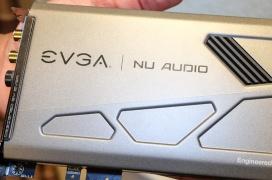 La primera tarjeta de sonido de EVGA, Nu Audio, se orienta hacia la gama alta
