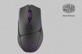 El Cooler Master MM831 es el ratón con mayor resolución del mundo con 24000DPI