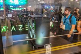 El Razer Tomahawk Elite es un chasis con apertura mediante pistones y toma de aire superior automática