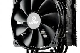 Enermax hace más silencioso su disipador ETS-T50S AXE manteniendo 230W de disipación