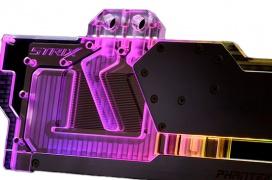 Phanteks desvela sus bloques de refrigeración líquida con RGB para las RTX 2080 y RTX 2080 Ti