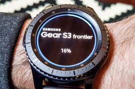 Samsung actualiza sus smartwatches Gear S3 a Tizen 4