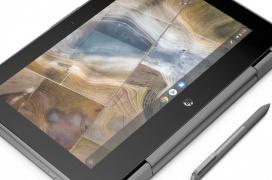 Soporte para Stylus de Wacom y diseño resistente en los nuevos Chromebooks para educación de HP
