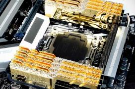 Las memorias DDR4 Gskill TridentZ Royal ya alcanzan los 4.266 MHz en kits de 64 GB