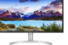 """LG ha anunciado su 32UL750-W, un monitor de 32"""" 4K con HDR 600 y USB-C"""
