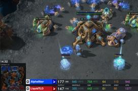 La inteligencia artificial de DeepMind ahora machaca humanos en el StarCraft II