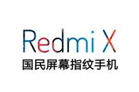 El Redmi X llegará el 15 de febrero con lector de huellas en pantalla