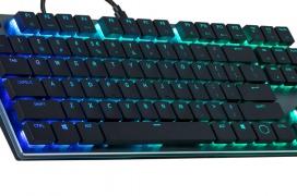 Cooler Master introduce los nuevos teclados mecánicos de perfil bajo SK650 y SK630