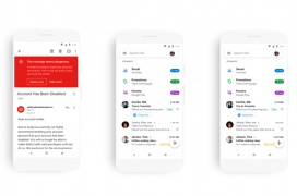 El modo oscuro de Gmail empieza a dar señales de estar próximo a su despliegue