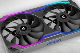 Antec Prizm Cooling Matrix, un módulo con doble ventilador y ARGB para torres y radiadores