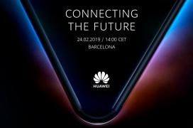 Huawei presentará su primer smartphone plegable con 5G en el MWC