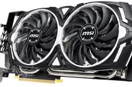 MSI lanza una versión asequible de la RX 590 ARMOR con 8GB de VRAM