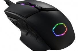 Llega el ratón gaming Cooler Master MM830 con 24000 DPI y display OLED integrado