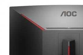 AOC añade un monitor QHD 144Hz curvo de 31.5 pulgadas a su gama G1