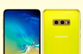 Aparecen imágenes del Samsung Galaxy S10e con una cámara frontal y doble trasera
