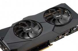 Asus presenta la edición GeForce RTX 2080 Dual EVO con ventiladores axiales y certificación antipolvo