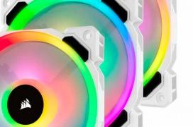 Los ventiladores Corsair LL120 RGB incorporan 16 LEDs y se podrán comprar en kit de 3 con controlador RGB