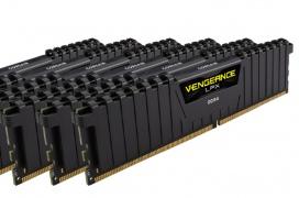 Hasta 3.000€ por los nuevos kits de memoria DDR4 de 192 GB Corsair Vengeance LPX para el Xeon W-3175x