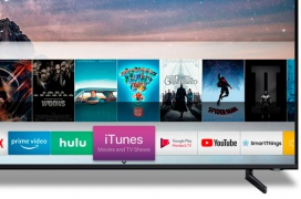 Todas las Smart TV de Samsung fabricadas a partir de 2018 disfrutarán de iTunes Movies y AirPlay 2