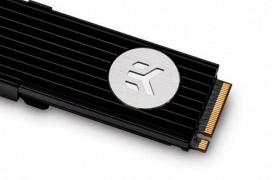 EK lanza un disipador para SSDs Intel Optane 905P de 110 mm de largo