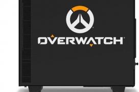 NZXT lanza la H500 Overwatch Edition con el logo iluminado en su frontal