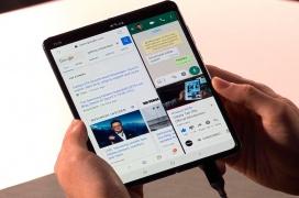 El Smartphone plegable de Samsung, Galaxy Fold, llegará a Europa el 3 de mayo