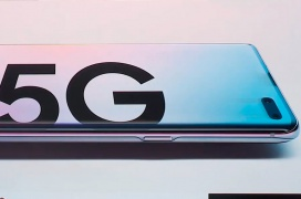 El Galaxy S10 5G supera 1Gbps de descarga a través de la red móvil de Verizon