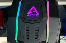 Arctic prepara un disipador semipasivo para procesadores Ryzen Threadripper