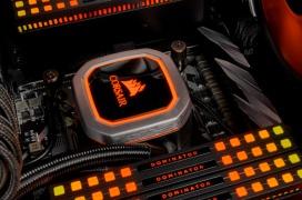 Corsair lanza sus nuevas memorias DDR4 Dominator Platinum RGB con iluminación Capellix