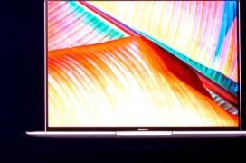 El Huawei MateBook X Pro presume de pantalla sin marcos y 14,6 mm de grosor