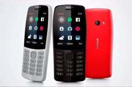 El Nokia 210 llega como la opción más económica del mercado para acceder a internet móvil