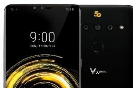 LG también se suma al carro del 5G con su nuevo V50 ThinQ con triple cámara