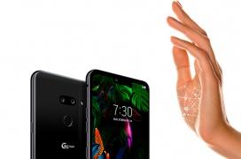 El LG G8 sorprende con su cámara 3D con identificación de venas de la mano y una pantalla que hace las veces de altavoz