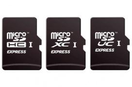 Hasta 1 Gbps en las nuevas tarjetas microSD Express con NVMe