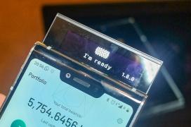 El Finney U1 incorpora una cartera de criptomonedas con almacenamiento en frio en su carcasa