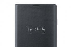 La funda oficial LED Cover de los Galaxy S10 deshabilita el NFC al activar los LEDs