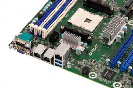 La AsRock X470D4U permite administrar remotamente estaciones de trabajo basadas en Ryzen