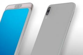 Huawei patenta un diseño de smartphone con cámara retráctil para olvidar el notch