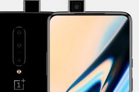 Se muestran renders del OnePlus 7 en vídeo y muestran su sistema de cámaras desplegables