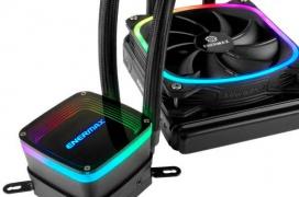 Los Enermax Aquafusion son los nuevos kits RL AIO con iluminación RGB