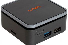 El ECS LIVA Q2 Mini PC es más pequeño que un ratón y se enciende al tiempo que tu televisor