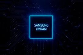 Samsung tendrá listos los primeros chips de memoria eMRAM a finales de año