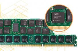 ATP quiere evitar una falta de stock de RAM DDR3 y comienza a fabricar todo tipo de módulos con chips de 8 Gb