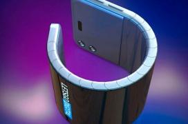 Samsung se hace con la patente de un smartphone enrollable en la muñeca