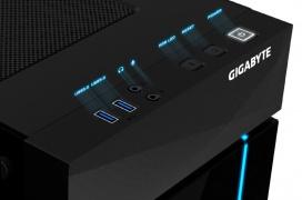 Gigabyte anuncia su semitorre C200 GLASS con doble panel de cristal templado y RGB
